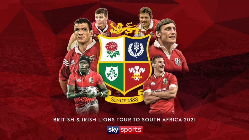 Watch British & Irish Lions vs South Africa, Live Rugby ...